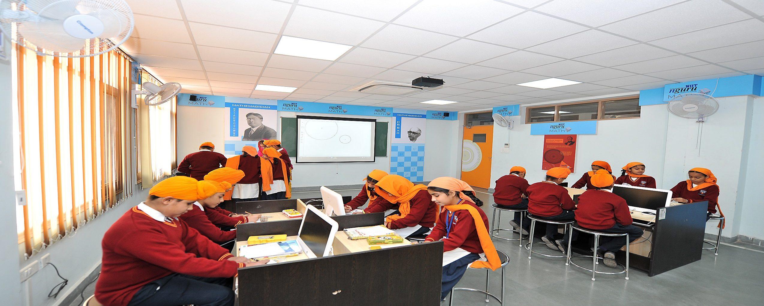 Math Lab